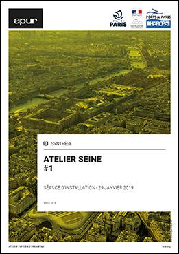 Atelier Seine #1 © Apur