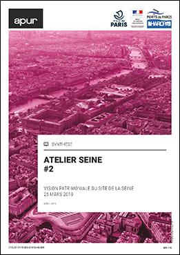 Atelier Seine #2 © Apur