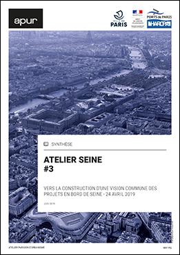 Atelier Seine #3 © Apur