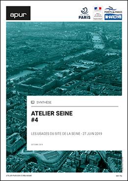 Atelier Seine #4 © Apur