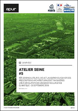 Atelier Seine #5 © Apur