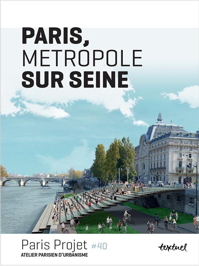 Couverture du Paris Projet n°40