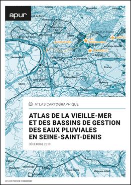 Redécouverte de la Vieille-Mer et intégration des bassins de gestion des eaux pluviales en Seine-Saint-Denis © Apur