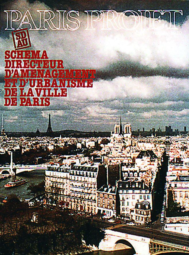 Le sch ma directeur d 39 am nagement et d 39 urbanisme de la ville de paris - Statut de la ville de paris ...