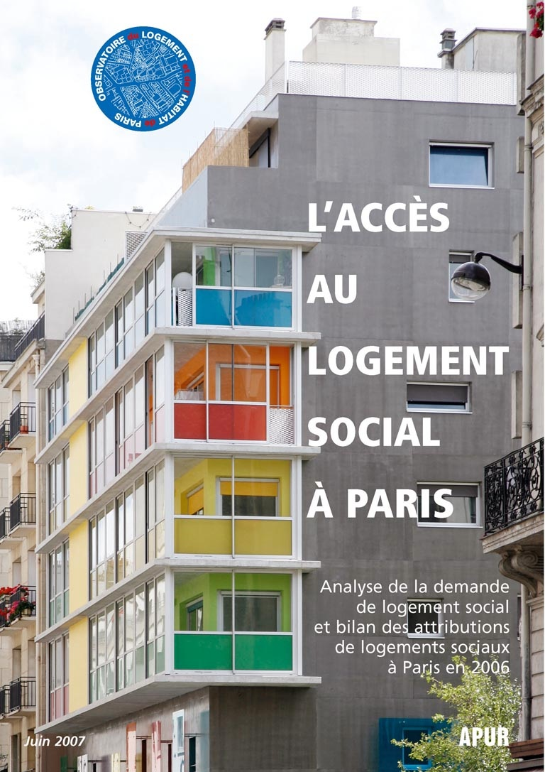 Location Appartement Social Paris