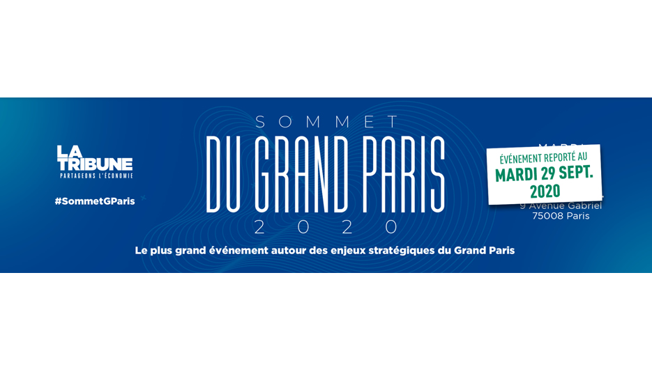 © Sommet du Grand Paris 2020