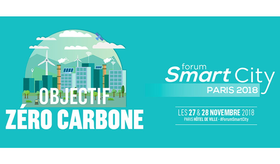 © Objectif zéro carbone - Forum Smart City
