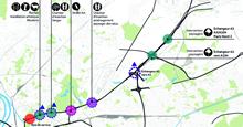 Insertion urbaine et paysagère des autoroutes dans le Grand Paris