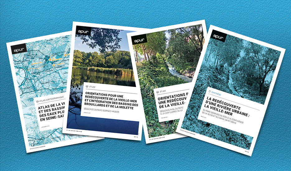 Montage publications Vieille-Mer © Apur