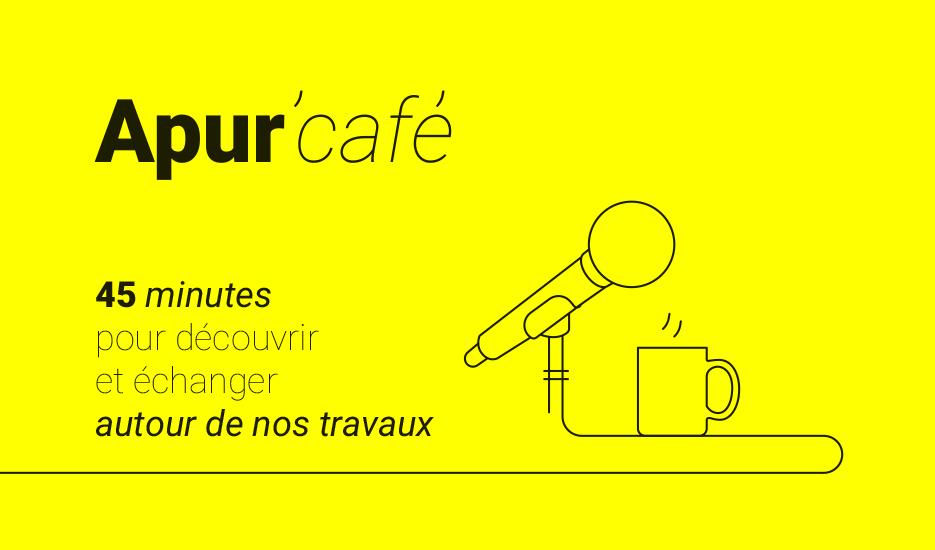 """Apur""""Café © Apur"""