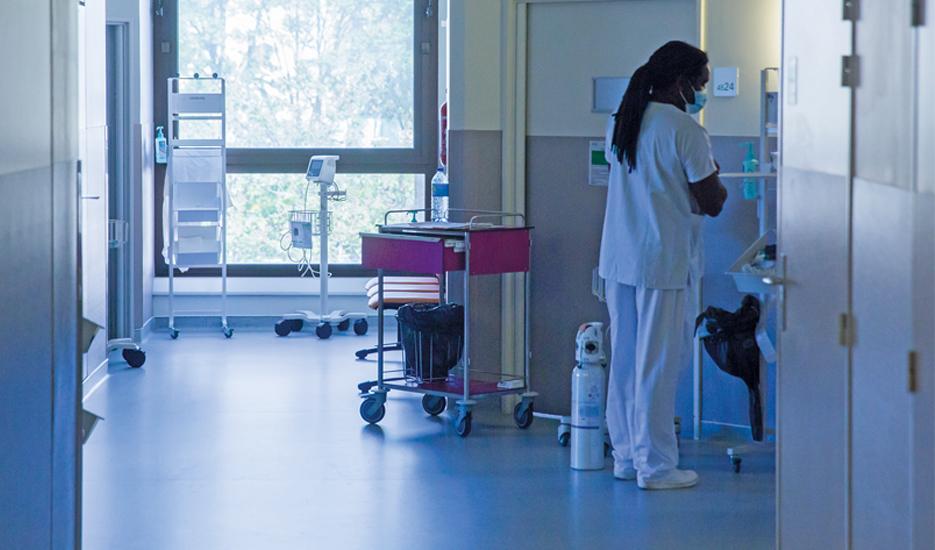 Groupe hospitalier Saint-Louis Lariboisière © Joséphine Brueder - Ville de Paris