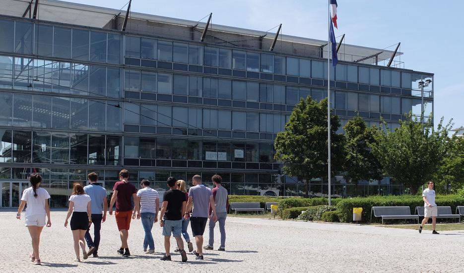 Noisy-Champs, UPEC, École Nationale des Ponts et Chaussées © Apur