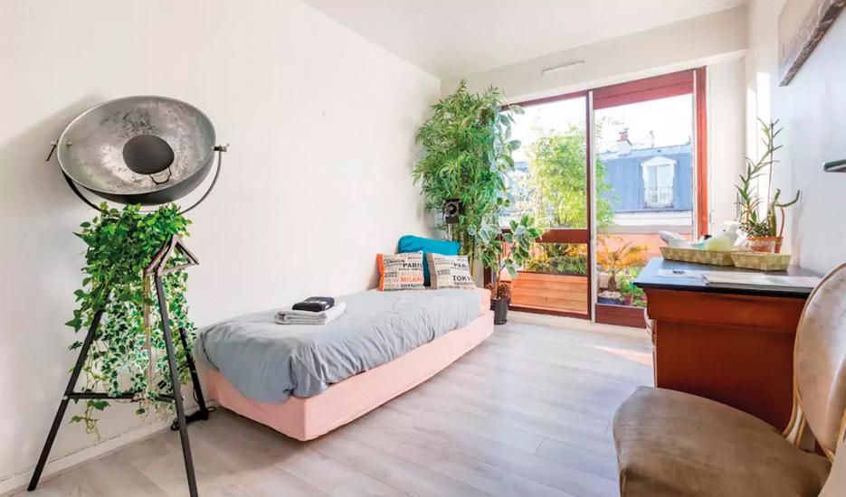 exemple d'appartement meublé en location de courte durée – CC by : Stéphane Peres – NC – 2.0