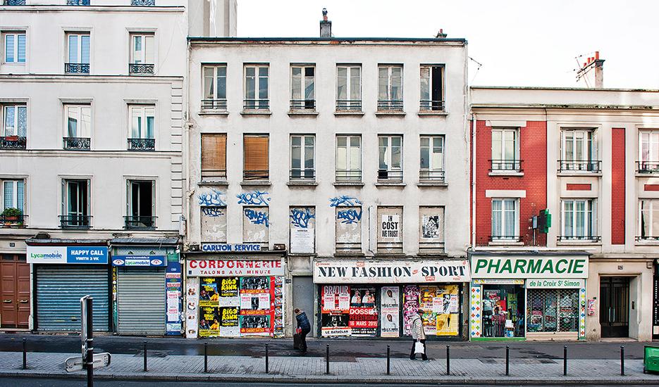 134 rue d'Avron, Paris 20e © Soreqa – Jean-Claude Pattacini