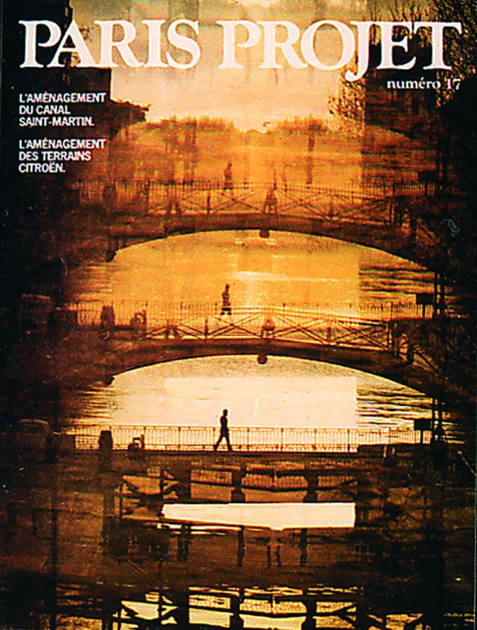 Couverture Paris Projet n°17 © Apur