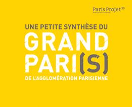 Couverture du Paris Projet n°39