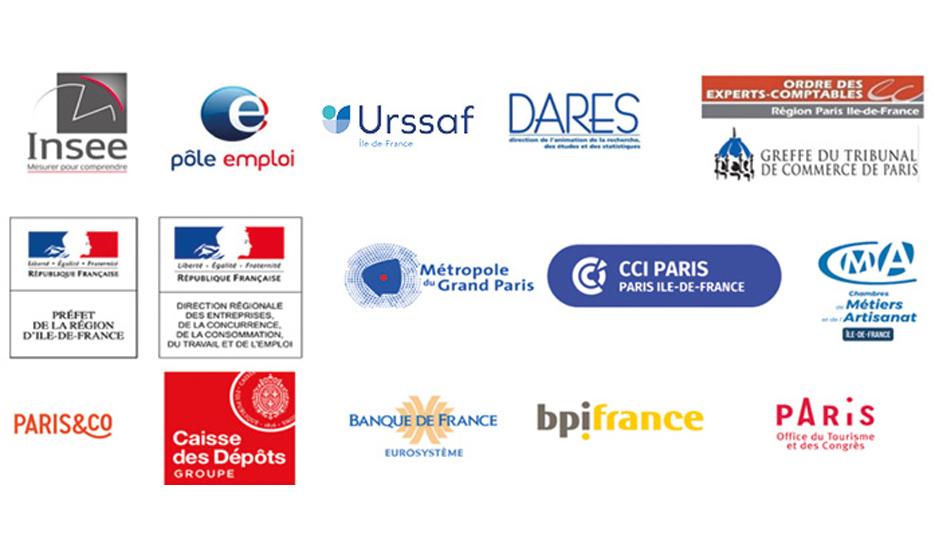 Partenaires observatoire de l'économie parisienne