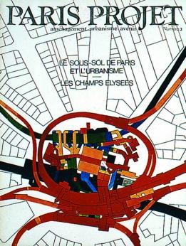 Couverture Paris Projet n°3 © Apur