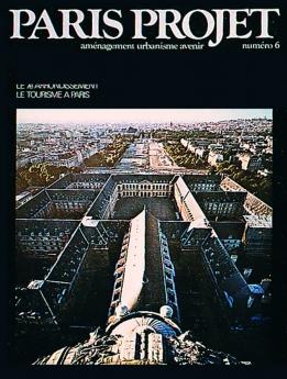 Couverture Paris Projet n°6 © Apur