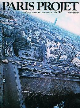 Couverture Paris Projet n°9 © Apur