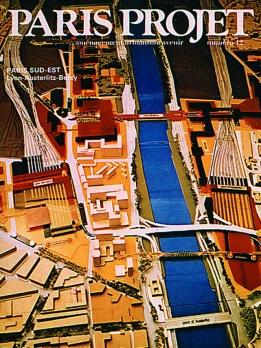 Couverture Paris Projet n°12 © Apur