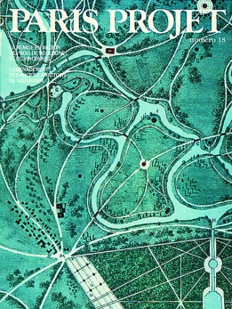 Couverture Paris Projet n°18 © Apur