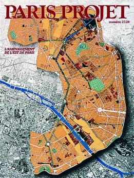Couverture Paris Projet n°27-28 © Apur