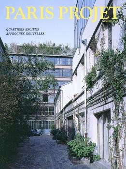 Couverture Paris Projet n°32-33 © Apur