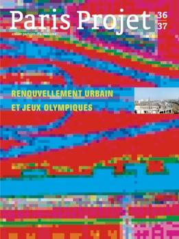 Couverture du Paris Projet  n°36-37