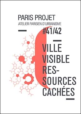 Couverture du Paris Projet n°41-42