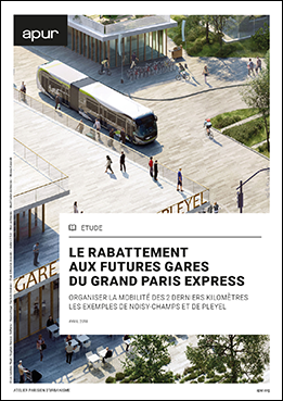 Cover - Feeder services to the future Grand Paris Express stations