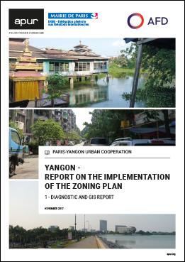 Couverture Rangoun © Apur