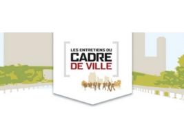 Les 3e entretiens du Cadre de Ville 2018 © Cadre de Ville