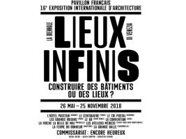 Lieux infinis - Construire des bâtiments ou des lieux?