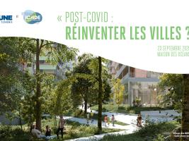 © Post-Covid : Réinventer les villes ?