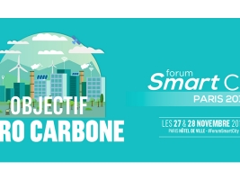 © Objectif zéro carbone - Forum Smart City