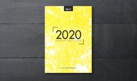 Rapports d'activités de l'Apur 2020 © Apur