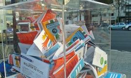 Urne du budget participatif © Mairie de Paris