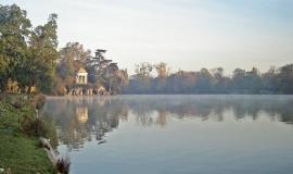 Lac Daumesnil - Bois de Vincennes ©DEVE