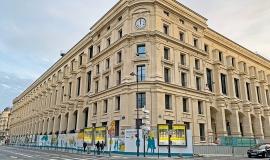 La poste du Louvre, Paris 1er © Apur