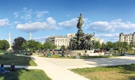 Place de la Nation (11e et 12e) © Apur - Francois Mohrt