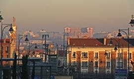 View of Nogent-sur-Marne station © Apur