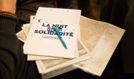 Night of Solidarity, Paris 2018 © Mairie de Paris - Joséphine Brueder