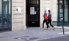 MDPH, Departmental Centre for People with Disabilities, rue de la Victoire 75009 © Mairie de Paris - DU - MCC - J. Leroy
