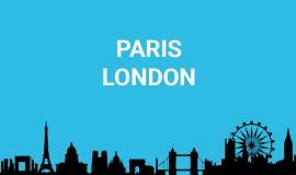 Paris - Londres : une seule métropole ? © Apur