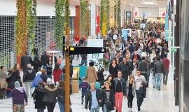 Centre commercial Aéroville à Roissy-en-France © Bruno Bouvier - Apur