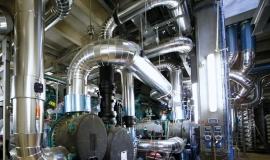 Centrale de production de chaleur (Paris Nord Est – 19e) © i.picarel/cpcu