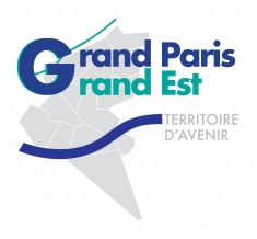 Logo Grand Paris Grand Est