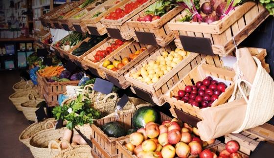 Sustainable food in Paris © istockphoto.com – JackF