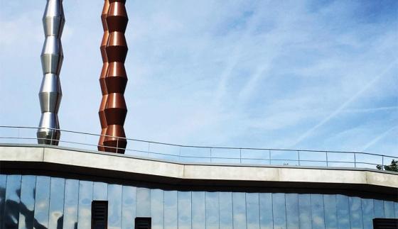 Centrale géothermique de Villejuif (94) © Apur